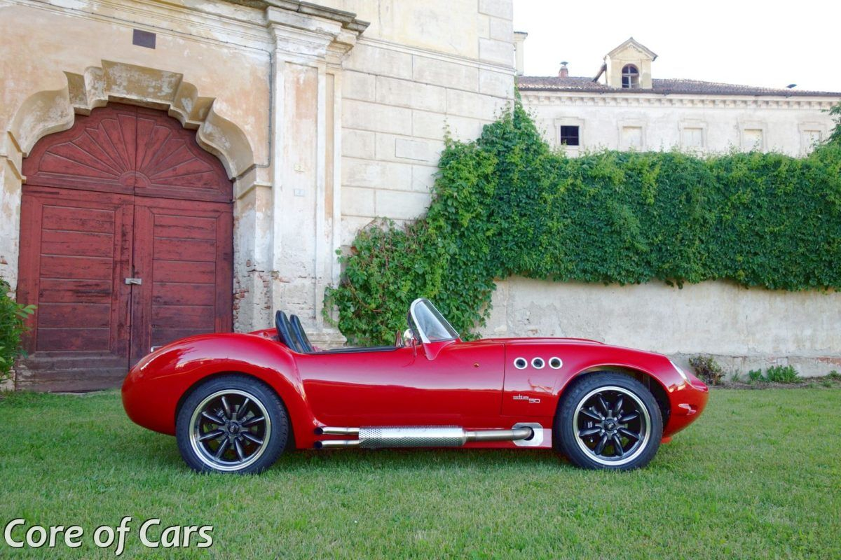 ATS Stile50: Open Two-Seater, Italian Countryside? Yes, Please