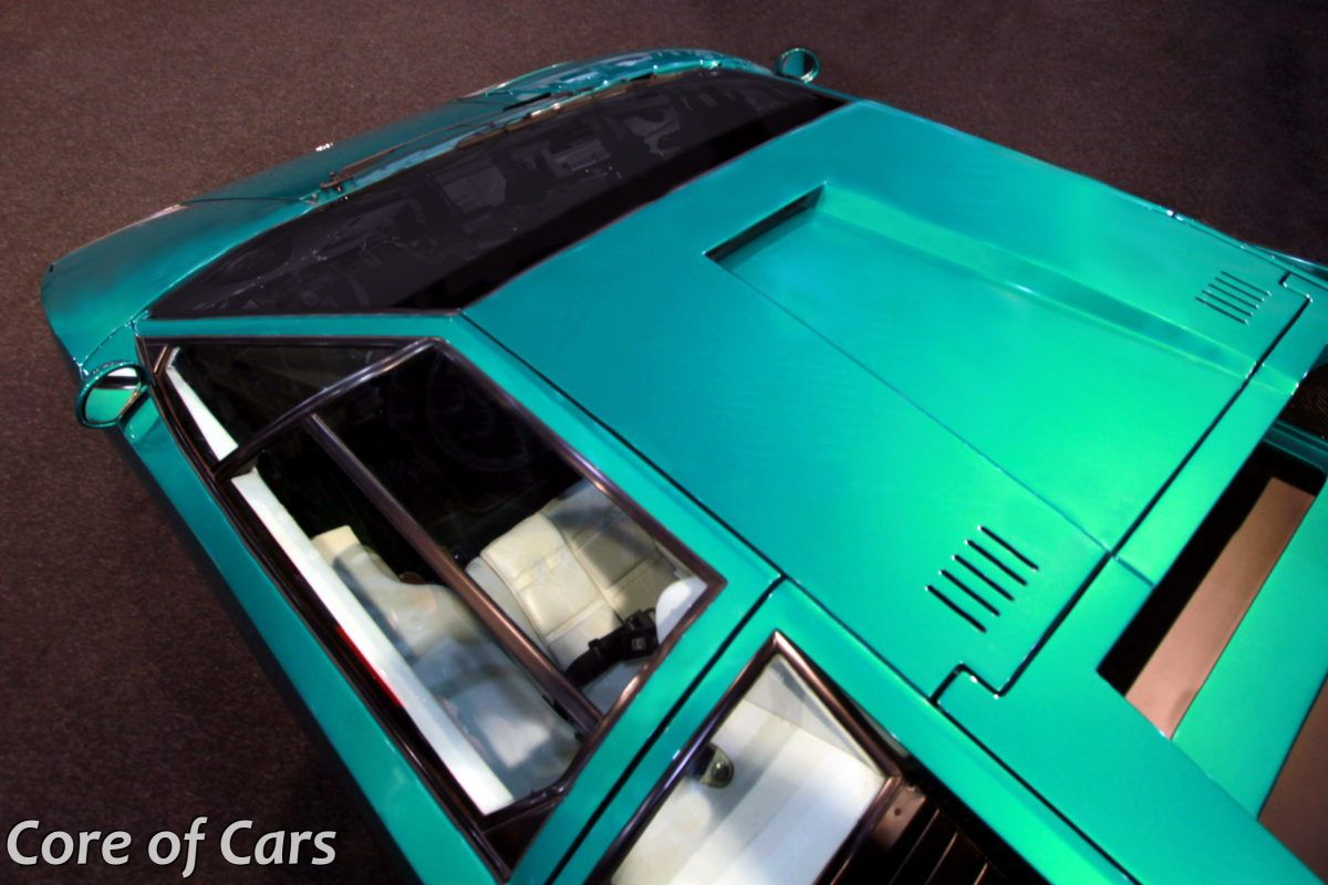 "Up Periscope! The Lamborghini Countach ""Periscopio"""