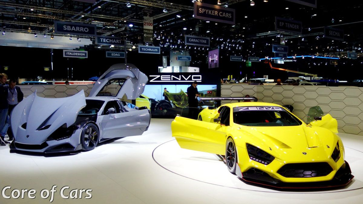 Zenvo Showing Two(!) New Cars in Geneva