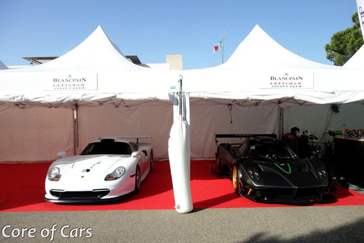 Zonda R, 911 GT1, P1 GTR; Heard of the Blancpain Ultracar Sports Club?