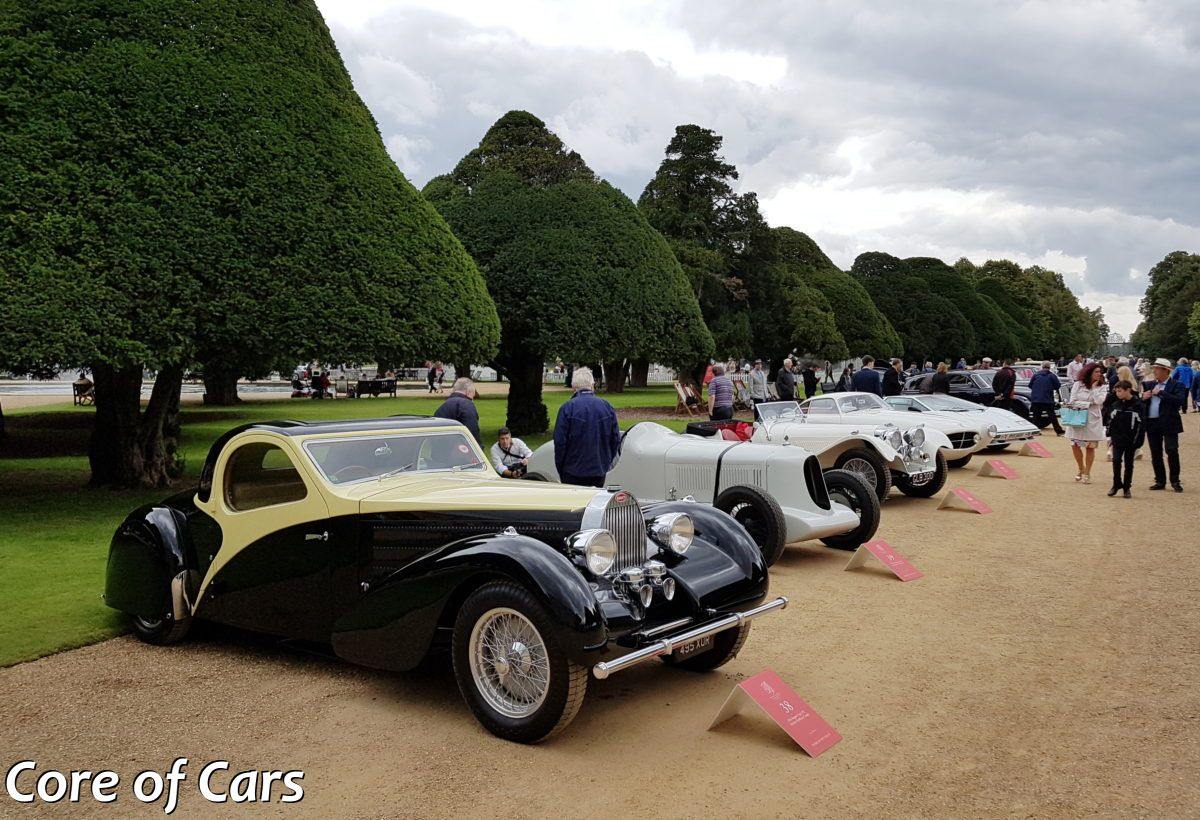 Sights to Behold at Concours of Elegance