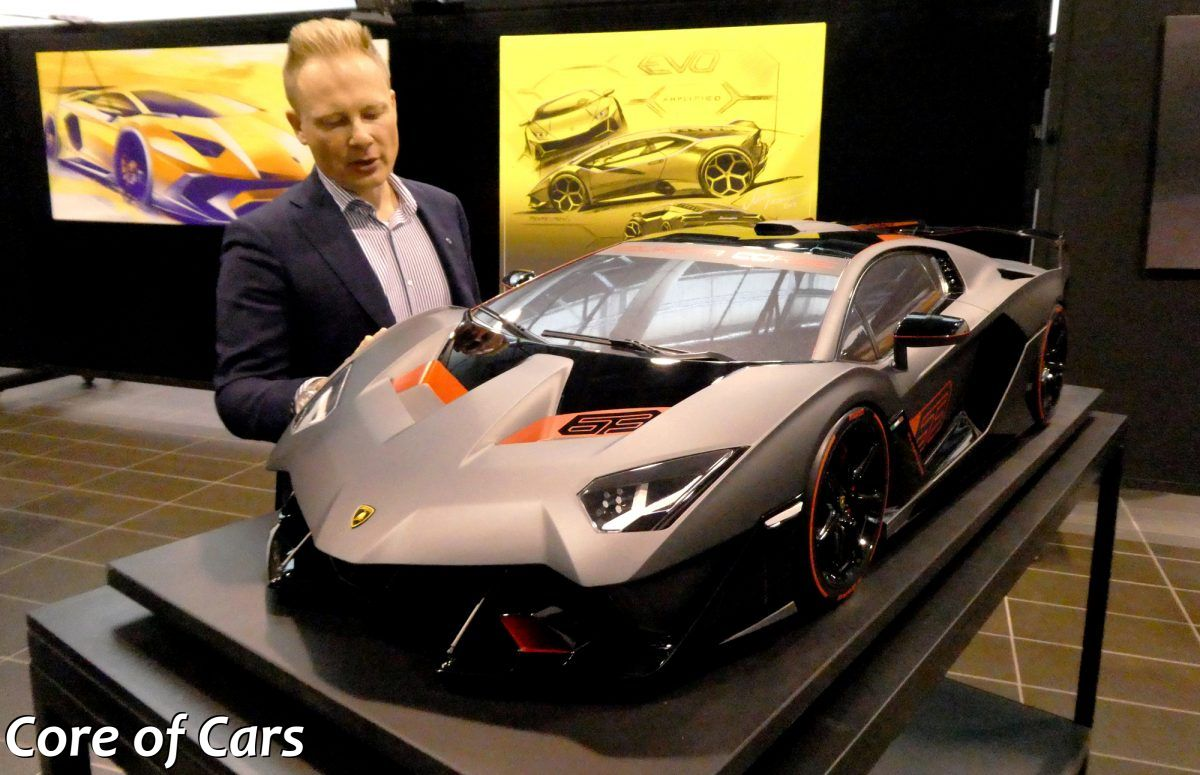 Sitting Down With Mitja Borkert, Head of Centro Stile Lamborghini
