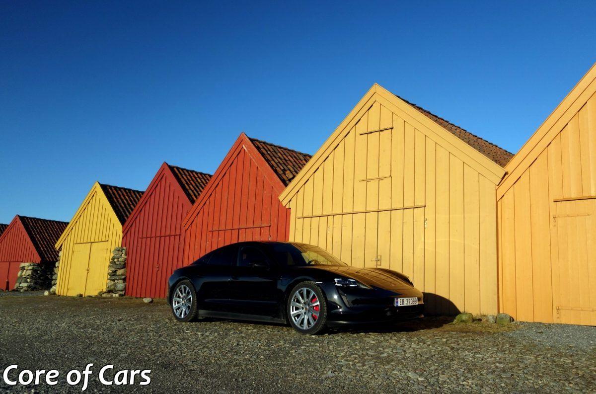 Porsche Taycan 4S: Electric Soul?