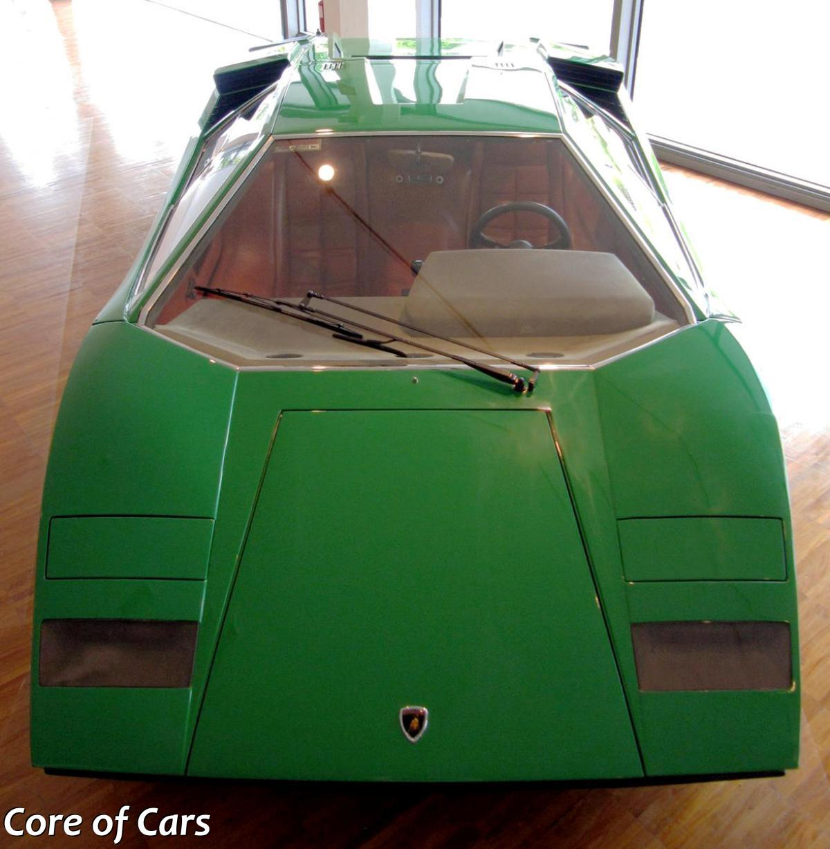 Finding The Oldest Existing Lamborghini Countach Core Of