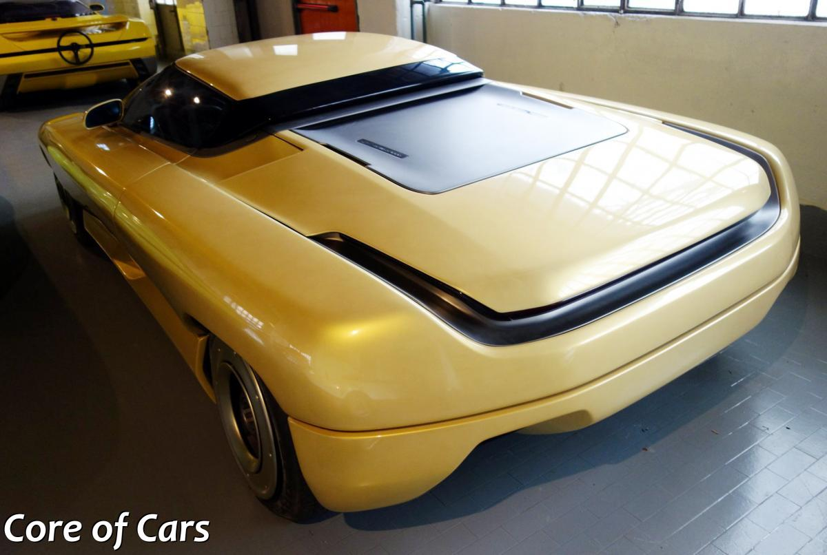 It was a Bertone Kind of Day – Core of Cars