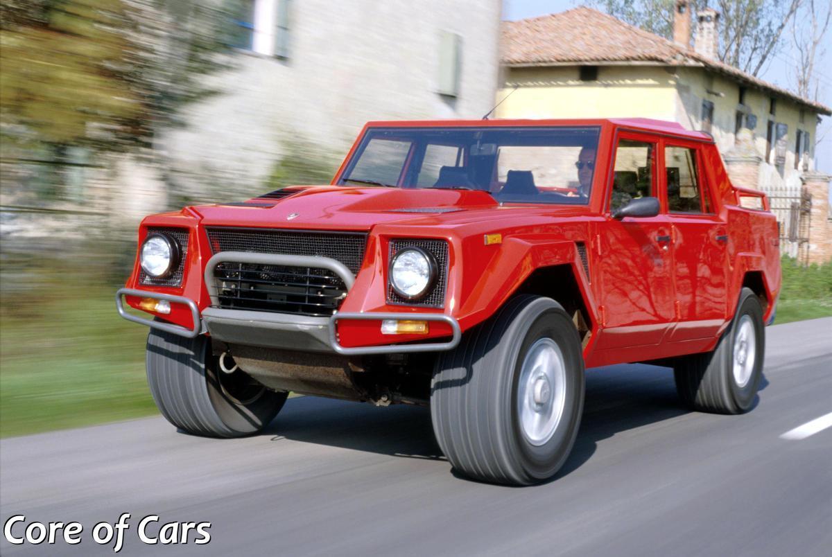 Here Comes Cheetah Lamborghini S Off Road Genesis Core Of Cars