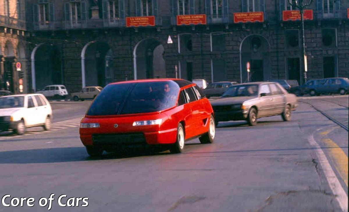 Bertone Genesis — The Lamborghini Powered Minivan – Core ...