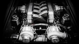 Zenvo Twin Superchargers (Medium)