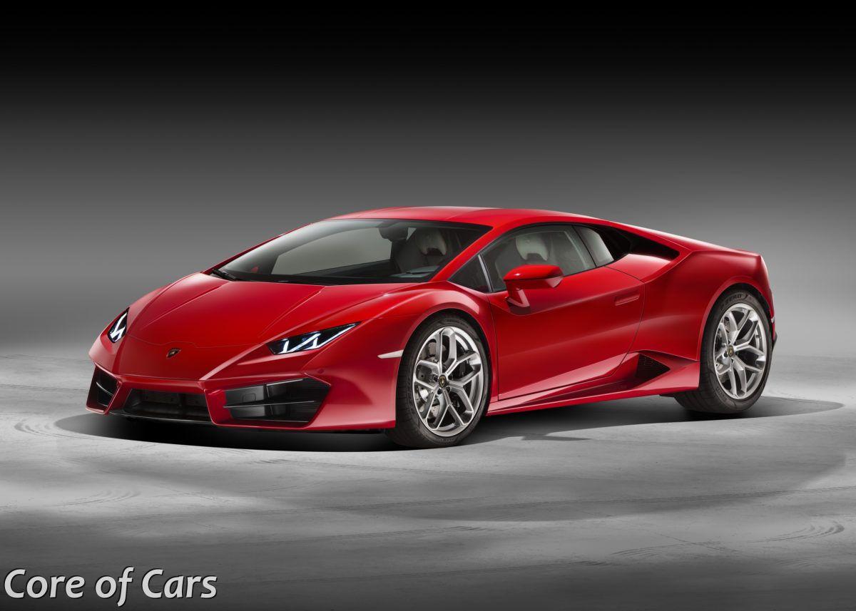 Lamborghini Huracán LP 580-2 Announced