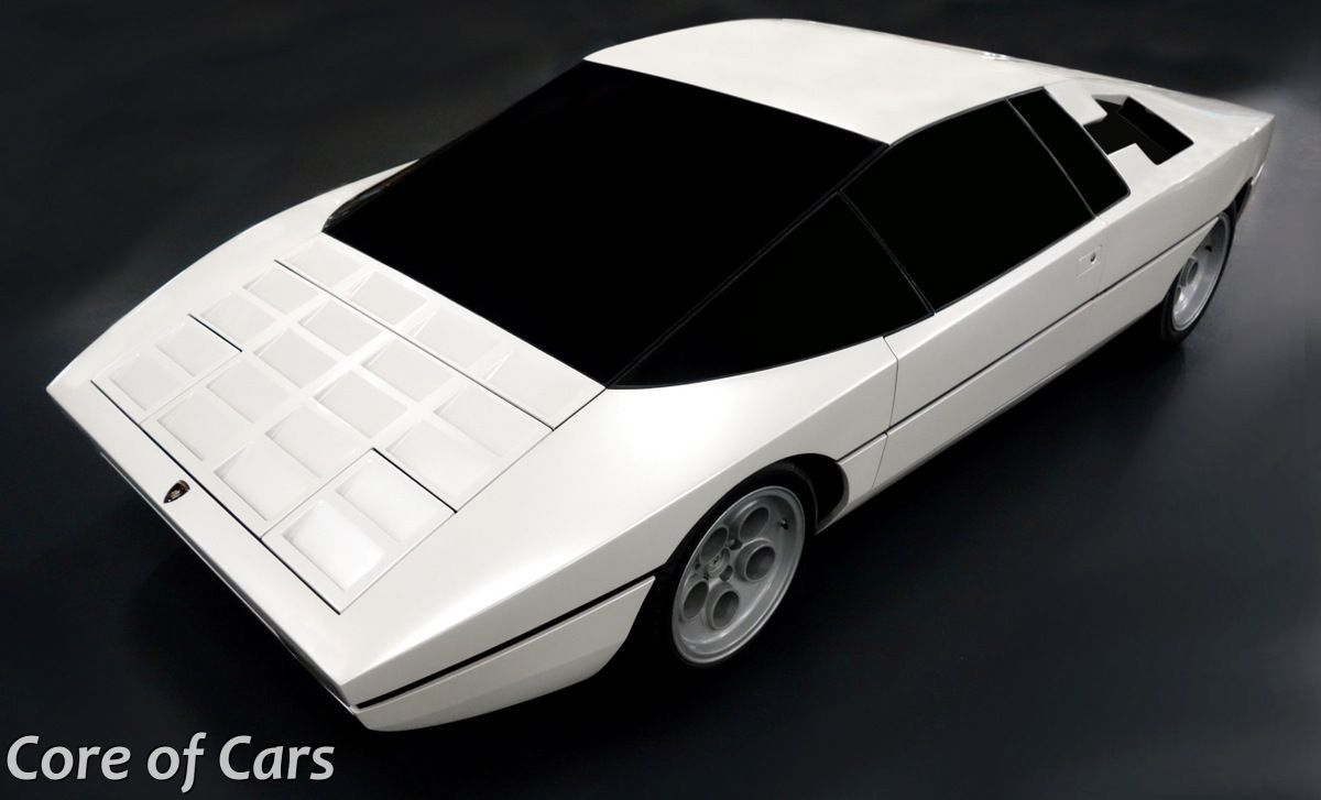 Bravo, Bertone, Bravo! Or: The Lamborghini That Should Have Been