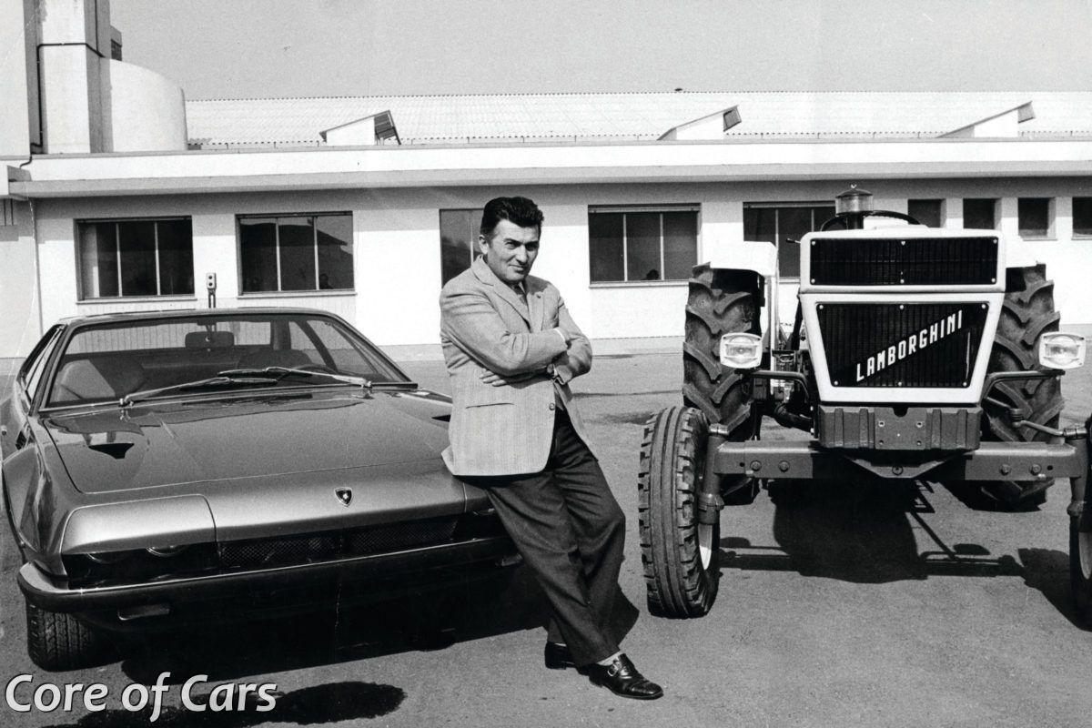 Centenary of Ferruccio Lamborghini
