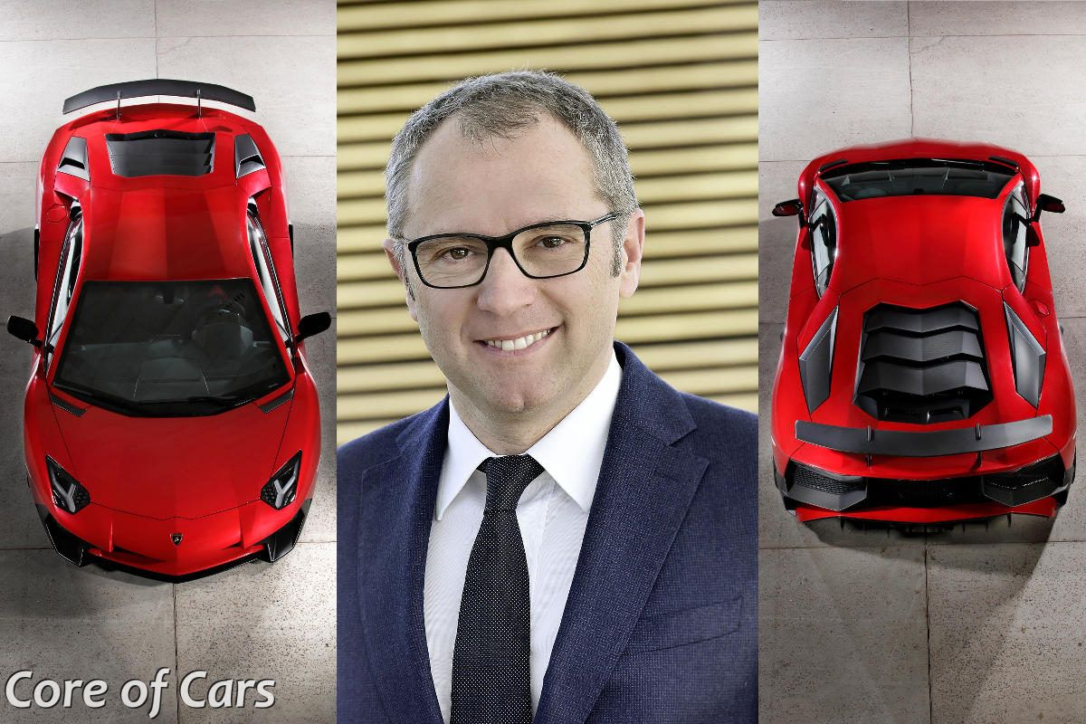 Stefano Domenicali New CEO of Automobili Lamborghini