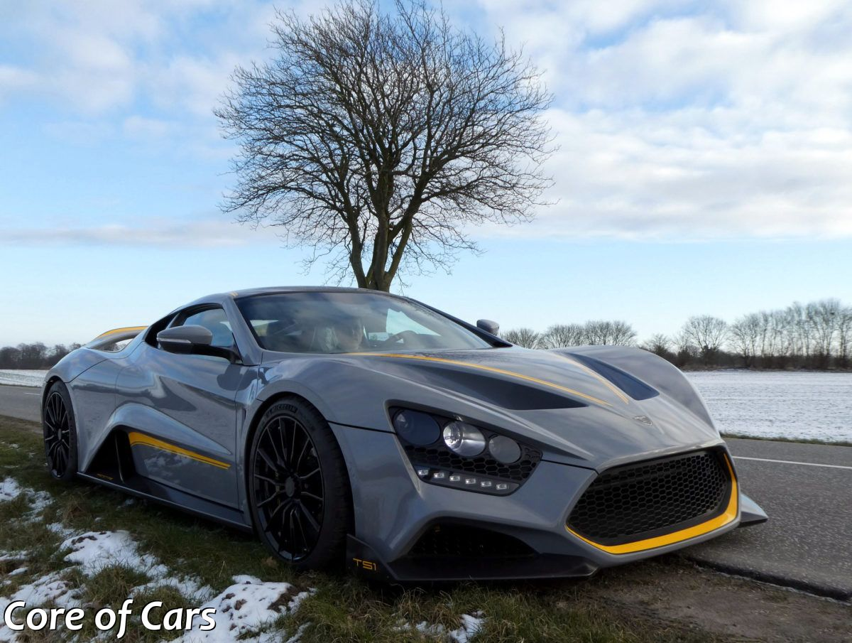 Who's Up For Some Danish? Zenvo, That Is