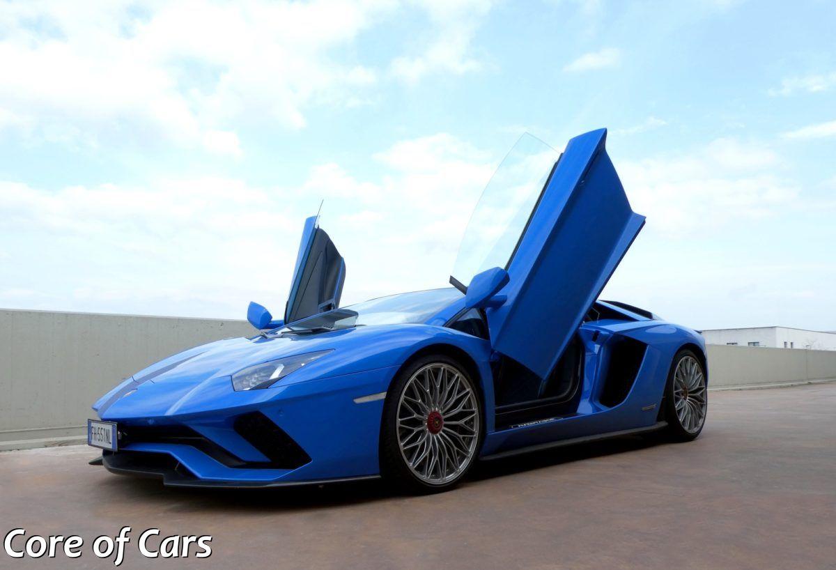 This Lamborghini Aventador S Went to Geneva (And Back)