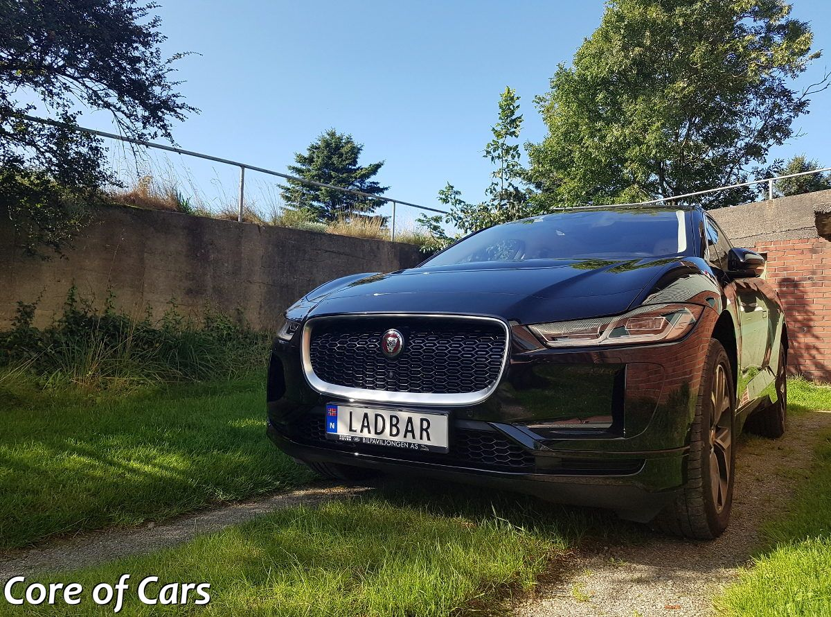 Jaguar I-PACE – a Great Way of Getting Around, Electrically Speaking