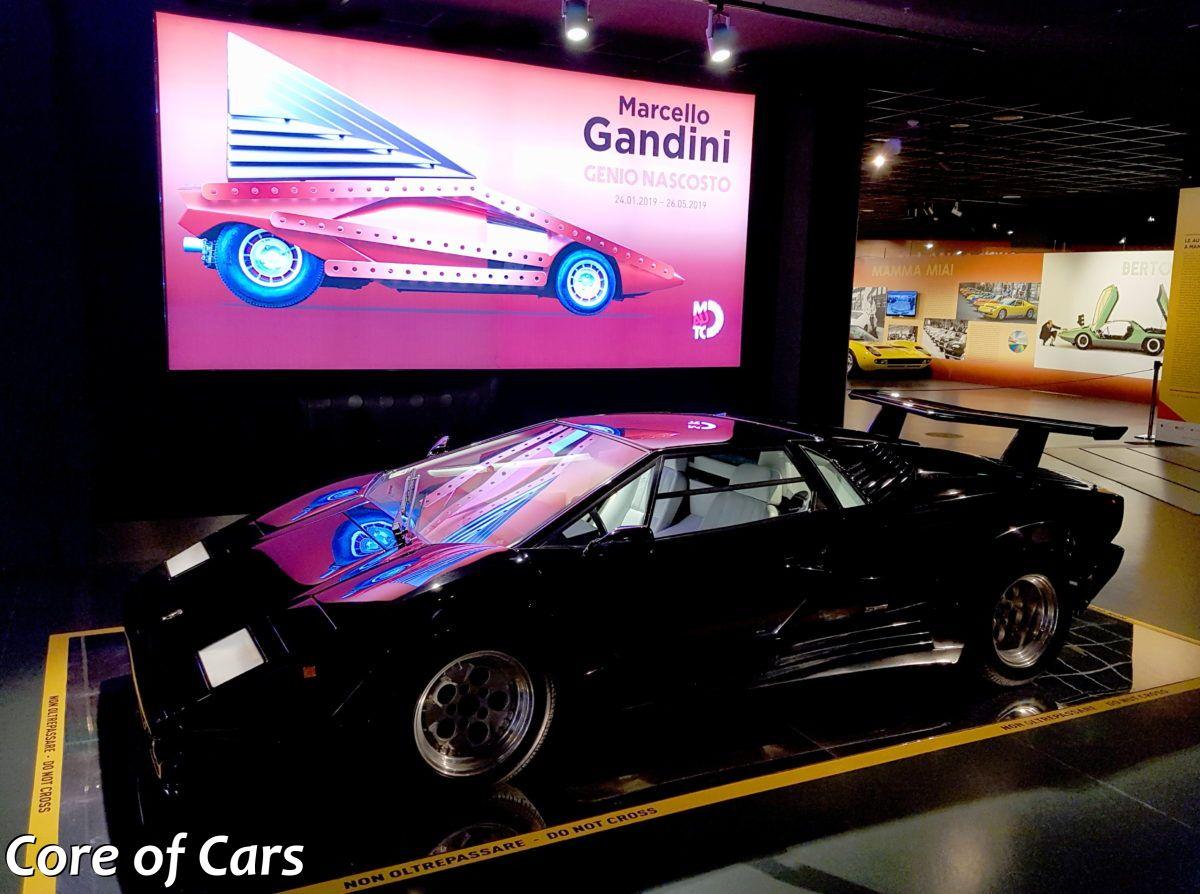 The Fabulous World of Marcello Gandini at the Museo Nazionale dell'Automobile in Turin