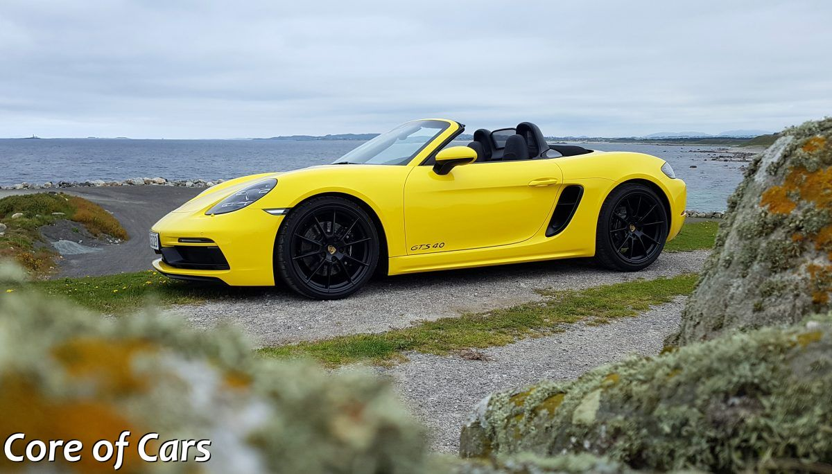 Boxing Above its Class: Porsche 718 Boxster GTS 4.0